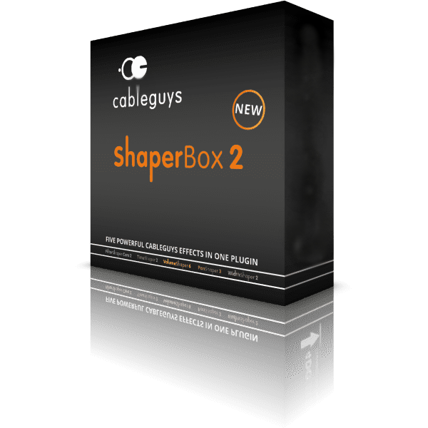 ShaperBox 2.1 Crack with Torrent Free Download 2021