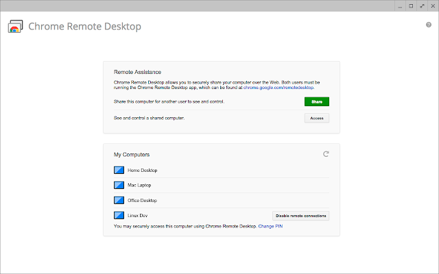 Chrome Remote Desktop 93.0.4577.82 Crack + Keygen 2022 Download