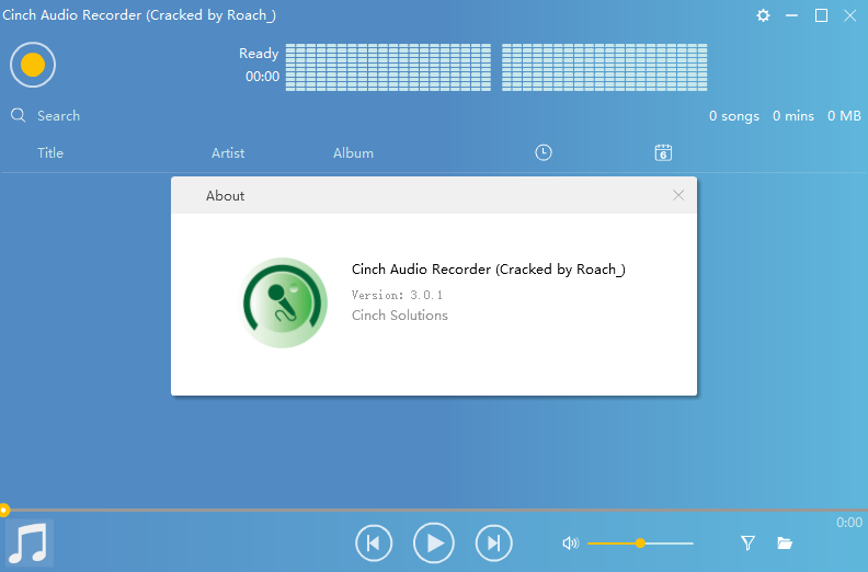 SoundTap Streaming Audio Recorder 6.09 Crack +Serial key latest