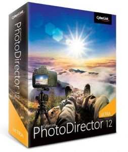CyberLink PhotoDirector Ultra 12.4.2904.1 Crack With Activation Key Free