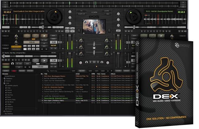 PCDJ DEX 3.16.1.0 Crack + Keygen 2021 Free Download Full Version