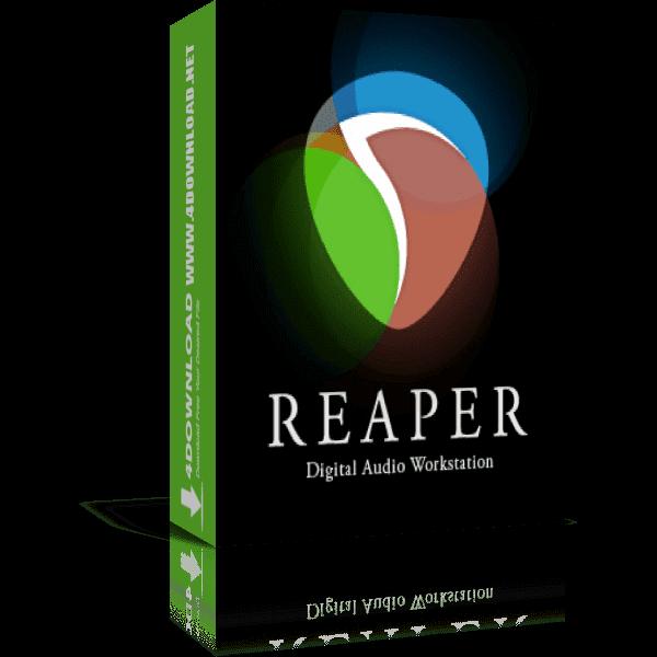 REAPER 6.33 Crack + Keygen 2021 Full Version Free Download