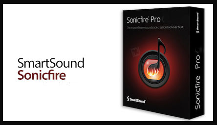 SmartSound SonicFire Pro 6.5.7 Crack With Serial Key 2021 Free