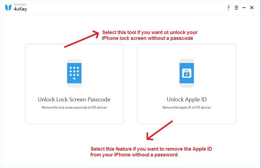 4ukey iPhone Unlocker 3.0.5 Crack With Registration Code Free Download