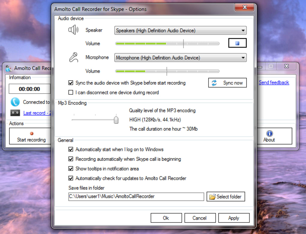 Amolto Call Recorder for Skype 3.21.1.0 Crack with Keygen 2021 Free