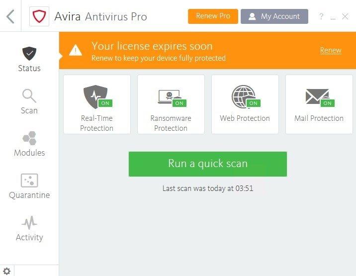 Avira Antivirus Pro15.0.2104.2083 Crack with Activation Code 2021 Free
