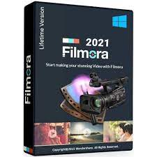 Wondershare Filmora 10.7.1.2 Crack + Keygen 2022 Free Download