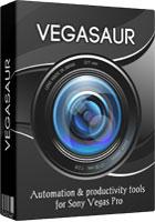 Vegasaur 3.9.5 Crack+ License key Free Download 2021