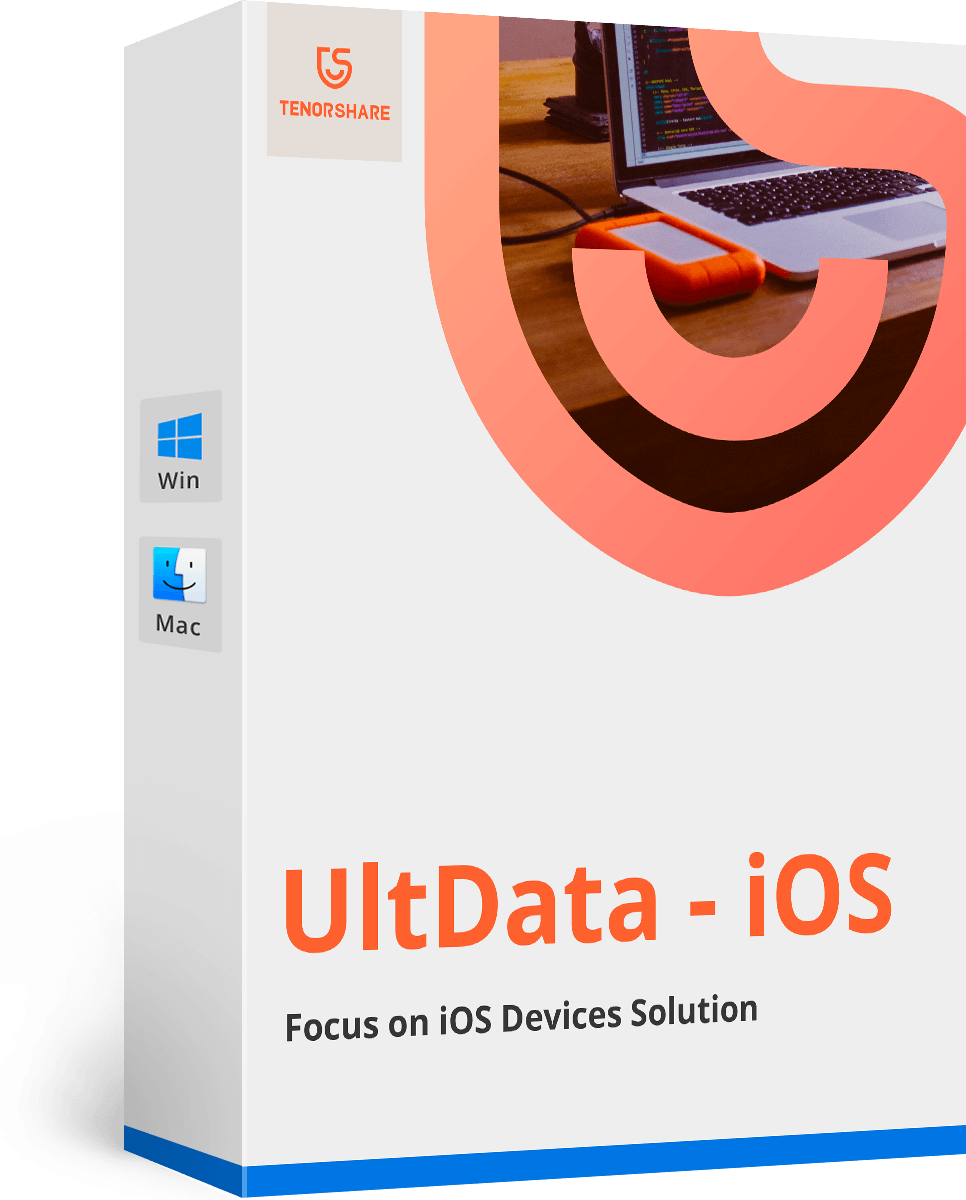 Tenorshare UltData iOS for PC 9.4.1 Crack + Registration Code 2021 Free