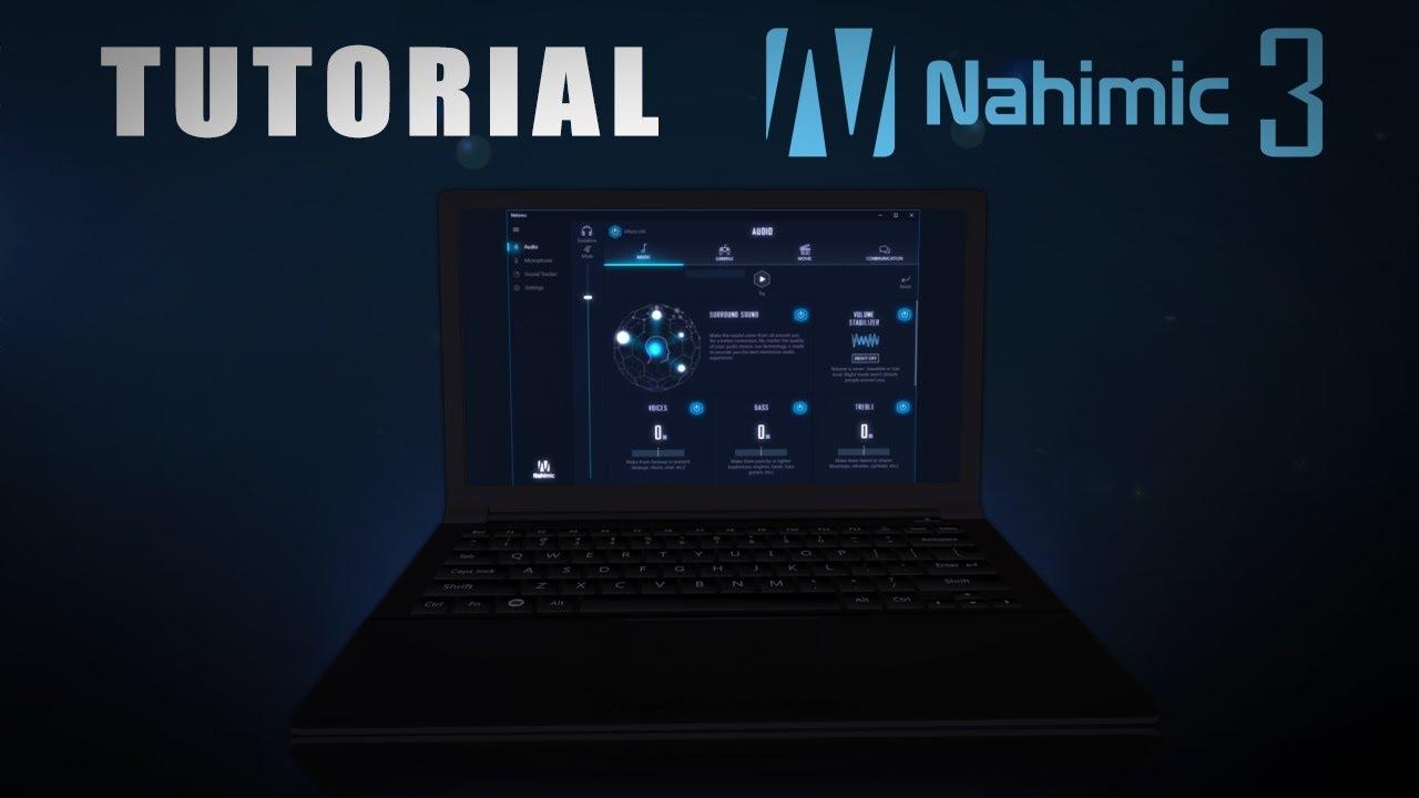 Nahimic 3 Crack with license key Full Version 2021