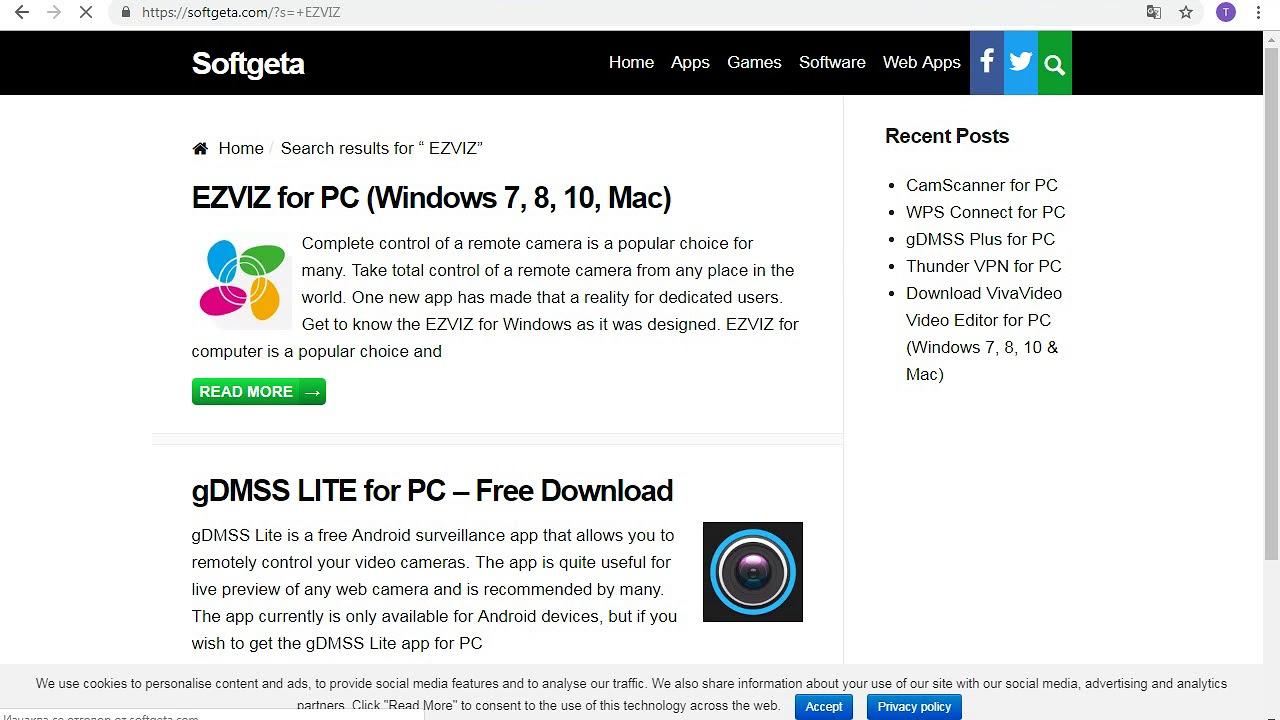 Ezviz for PC Crack Free Download + License Key Full Version 2021 Latest