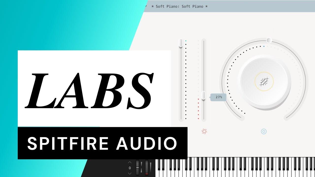 Spitfire Audio LABS 2021 Crack With Keygen Free Download Full Version