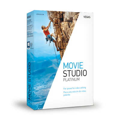 MAGIX VEGAS Movie Studio Platinum 18.1 Crack With Serial Number