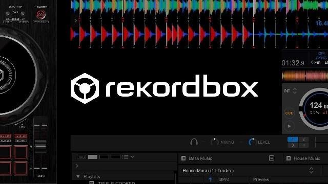 Rekordbox DJ 6.5.2 Crack+ License Key 2021 Free Download