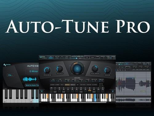 Auto-Tune Pro 9.2.0 Crack +Serial Key 2021 Full Version Free Download