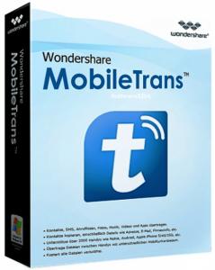 Wondershare MobileTrans 8.1.3 Crack With Registration Key 2021 Free